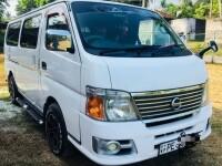 Nissan Caravan E25 2017 Van for sale in Sri Lanka, Nissan Caravan E25 2017 Van price