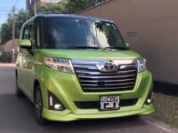 Toyota Roomy 2018 Car for sale in Sri Lanka, Toyota Roomy 2018 Car price