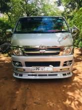 Toyota KDH 200 2007 Van for sale in Sri Lanka, Toyota KDH 200 2007 Van price