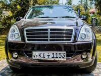 Ssangyong Rexton 2009 SUV for sale in Sri Lanka, Ssangyong Rexton 2009 SUV price
