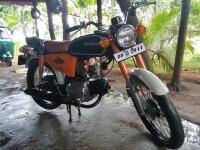 Honda Benly 110 1979 Motorcycle for sale in Sri Lanka, Honda Benly 110 1979 Motorcycle price