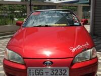 Toyota Cynos 1997 Car for sale in Sri Lanka, Toyota Cynos 1997 Car price