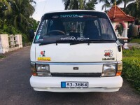 Toyota Hiace Shell LH51 1989 Van for sale in Sri Lanka, Toyota Hiace Shell LH51 1989 Van price