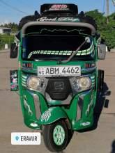 Bajaj RE 4 Stroke 2016 Three Wheel - Riyahub.lk