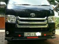 Toyota KDH 200 2012 Van for sale in Sri Lanka, Toyota KDH 200 2012 Van price