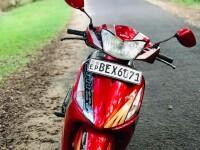 Hero Pleasure 2017 Motorcycle for sale in Sri Lanka, Hero Pleasure 2017 Motorcycle price