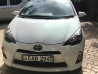 Toyota Aqua 2013 Car for sale in Sri Lanka, Toyota Aqua 2013 Car price