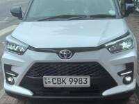 Toyota Raize 2019 SUV for sale in Sri Lanka, Toyota Raize 2019 SUV price