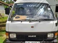 Toyota Hiace Shell 1983 Van for sale in Sri Lanka, Toyota Hiace Shell 1983 Van price