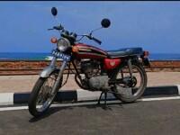 Honda CG 125 1980 Motorcycle for sale in Sri Lanka, Honda CG 125 1980 Motorcycle price