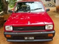 Suzuki Maruti 1981 Car - Riyahub.lk
