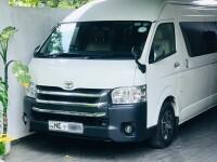 Toyota KDH 223 2016 Van for sale in Sri Lanka, Toyota KDH 223 2016 Van price