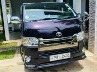 Toyota KDH 201 2015 Van for sale in Sri Lanka, Toyota KDH 201 2015 Van price