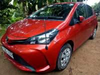 Toyota Vitz 2015 Car - Riyahub.lk