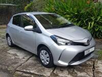 Toyota Vitz KSP 130 2015 Car for sale in Sri Lanka, Toyota Vitz KSP 130 2015 Car price