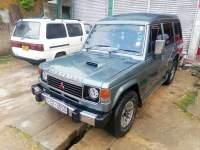 Mitsubishi Pajero 1986 SUV / Jeep - Riyahub.lk
