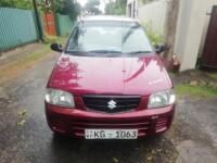 Maruti Suzuki Alto 2008 Car for sale in Sri Lanka, Maruti Suzuki Alto 2008 Car price