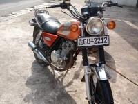 Suzuki GN 125 1999 Motorcycle for sale in Sri Lanka, Suzuki GN 125 1999 Motorcycle price