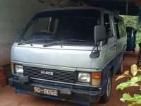 Toyota Hiace Shell LH50 1983 Van - Riyahub.lk