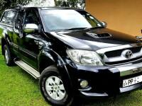 Toyota Hilux Vigo 2010 Double Cab for sale in Sri Lanka, Toyota Hilux Vigo 2010 Double Cab price