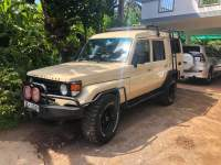 Toyota Land Cruiser BJ75 1987 SUV / Jeep for sale in Sri Lanka, Toyota Land Cruiser BJ75 1987 SUV / Jeep price