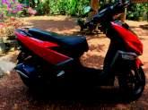 TVS Ntorq 125 2018 Motorcycle - Riyahub.lk