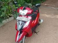TVS Wego 2013 Motorcycle - Riyahub.lk