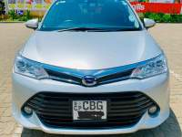 Toyota Axio 2015 Car - Riyahub.lk