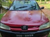 Peugeot 306 1999 Car - Riyahub.lk