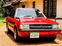 Mitsubishi Lancer Box 1983 Car for sale in Sri Lanka, Mitsubishi Lancer Box 1983 Car price