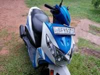 Honda Dio 2017 Motorcycle - Riyahub.lk
