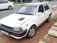Toyota Starlet 1987 Car - Riyahub.lk