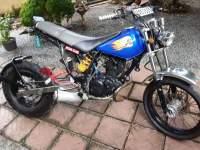 Yamaha TW 2008 Motorcycle - Riyahub.lk