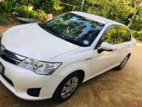 Toyota Axio G Grade 2014 Car - Riyahub.lk