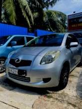 Toyota Vitz 2007 Car - Riyahub.lk